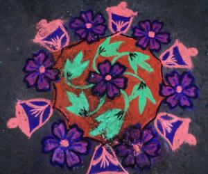 rangoli of the day