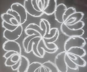 11to6 kolam flower