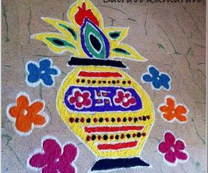 Rangoli: aadi velli special