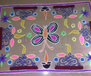 Rangoli: Joy of Feast