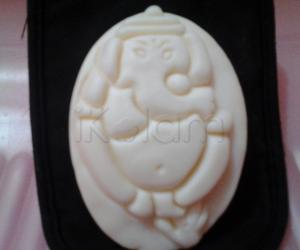 VINAYAGAR SOAP CARVING