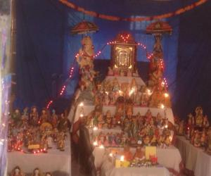 NAVRATRI GOLU CONTEST 2014 ( ON BEHALF OF MY MOTHER)