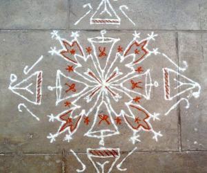 Rangoli: Christmas