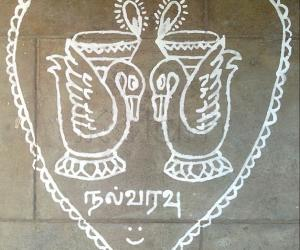 Rangoli: Golu