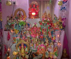 Traditional Golu