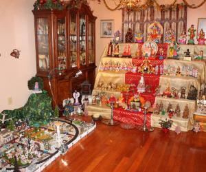 Navarathiri Golu 2014 at our house.....