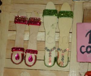 ice stick sandals