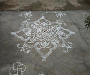 Inspirational Kolam 2