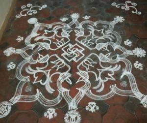 Welcome Varalakshmi