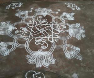 Inspirational Kolam
