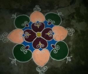 Rangoli: Day 28