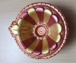 Harathi lamps