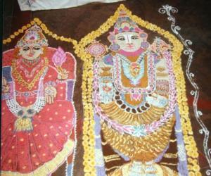 Lord Sri Venkatachalapathy &Goddess Sri Padmavathy