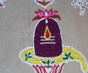 Rangoli: MAHASHIVARATRI SPL.