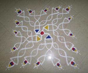 Rangoli: Curtain Raiser -Deepavali Spl.