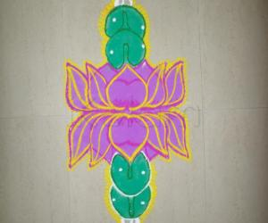 Rangoli: RAKSHA BHANDHAN SPL.