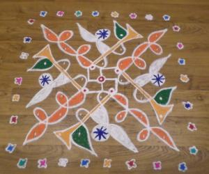 Rangoli: HAPPY INDEPENDENCE DAY WISHES