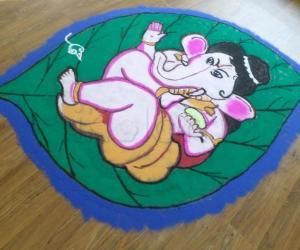 SriGanesha Chathurthi Special