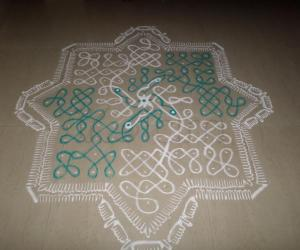 Day-26 Margazhi Kolam