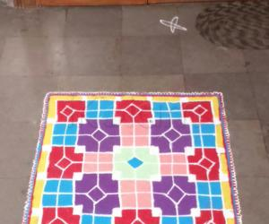 margazhi carpet kolam