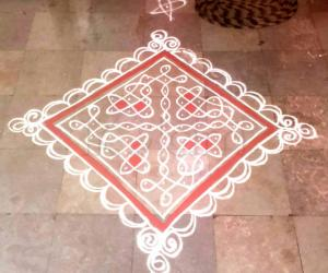 Thai friday kolam