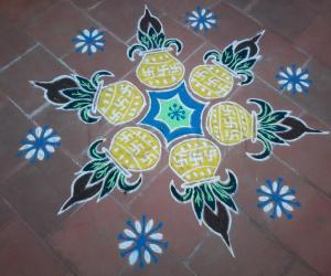 my rangoli