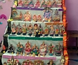 Navaratri Golu by DD
