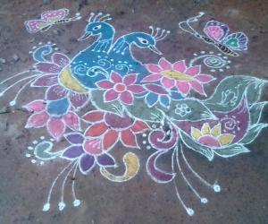 Rangoli: Margazhi Bhogi