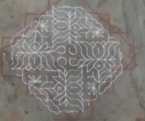 Rangoli: Margazhi 27