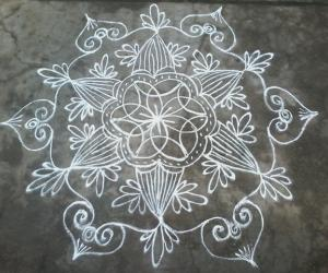 Daily freehand design..