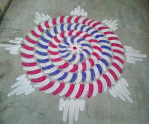 Rangoli: My new try!!
