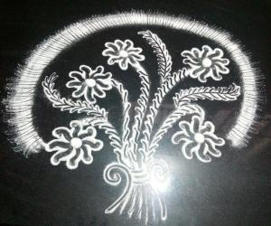 Rangoli: Finger magic!!
