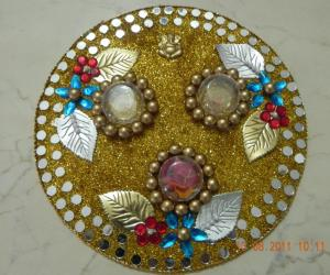 Aarthi plate