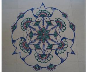 Margazhi Kolam-8