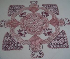 Margazhi Kolam-1
