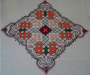 Margazhi Kolam-7