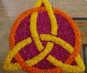 Rangoli: Onam 2015 Day 6