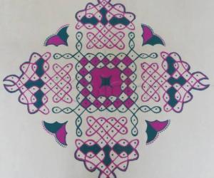 Margazhi Kolam-14