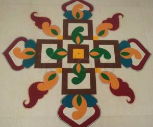 Rangoli for Diwali - Contest