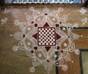 Rangoli: Puthaandu Nalvalthukkal