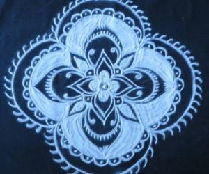 Rangoli: Free Hand Design-Beginner