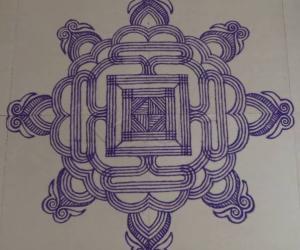Navarathri Specials- Kolam 9