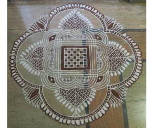 Aadi Velli Kolam-2