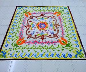 Rangoli: Happy new year -2013