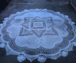 Rangoli: morning ragaa