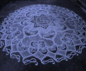 Rangoli: morning raaga