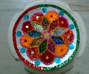 Rangoli: Craft Rangoli