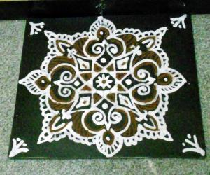 Rangoli: Sandhya Raagam