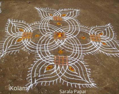 Rangoli: Sri Rama Navami special