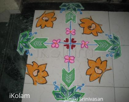 Rangoli: Daily Kolams